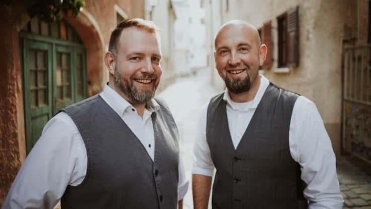Bild der Weddingbrothers als Hochzeit DJ